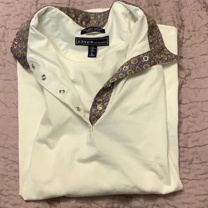 Essex classics short sleeved show shirt
